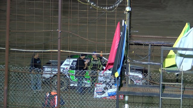 Usra Stock Car A Feature I-35 Speedwa...