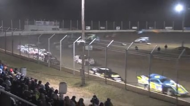 King of America V A-Main Humboldt Speedway 03/28/15
