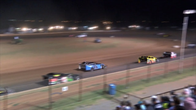 Limited Modified A Main Lawton Speedway 7-7-18