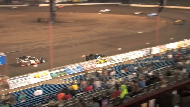 USRA Modified A-Main Lucas Oil Speedway 09/20/14