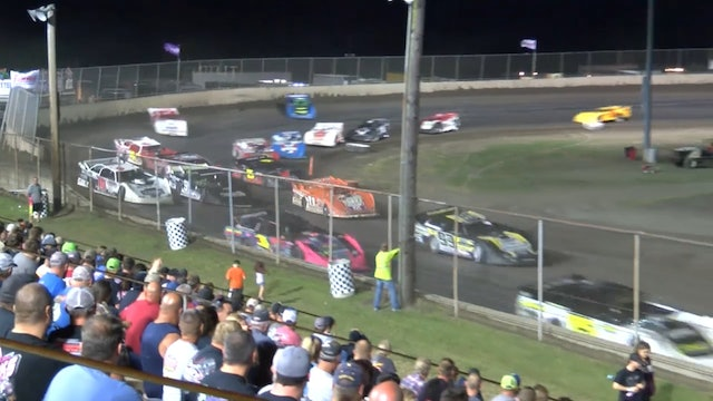 Modified Mania Late Model A-Main Tri-City Speedway 9/27/19