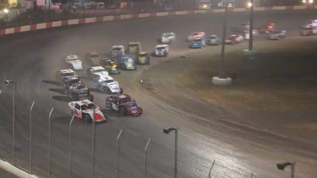 USRA B-Mod A-Main Lakeside Speedway 1...