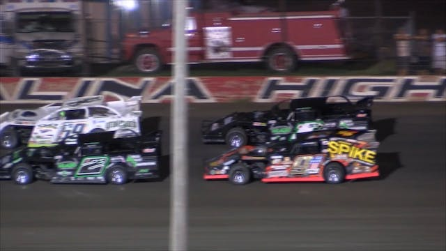 USMTS A-Main at Salina Highbanks Spee...