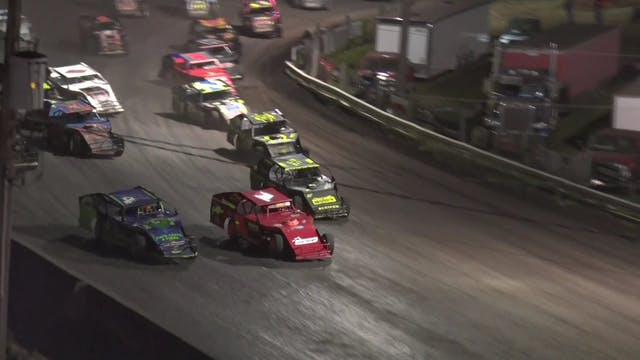 USRA B-Mod A-Main USRA Nationals Hami...