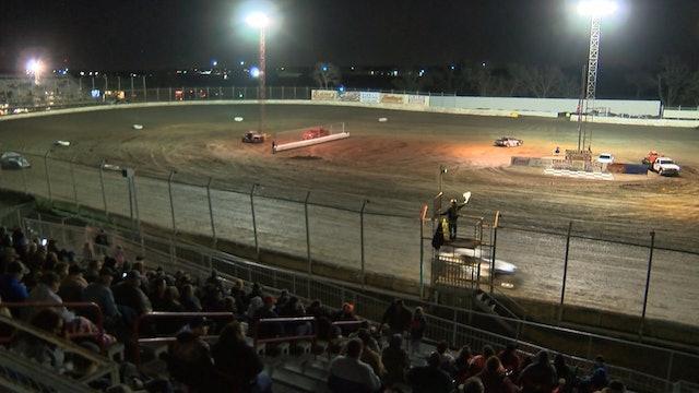 Limited Mod Heats Kennedale Speedway Park 3/2/18