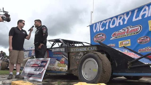 Modified Masters Stream Archive Cedar Lake Speedway 6/14/19