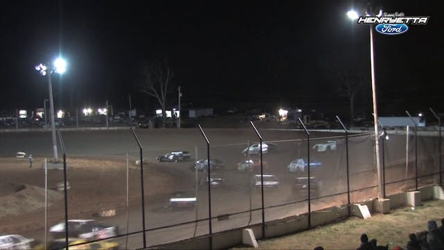 Turkey Bowl B-Mod A Main 11/29/14