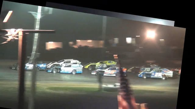 USRA Modified 20 Lap Scramble Central...