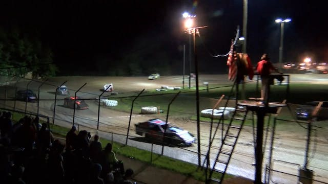 Tom Wilson Modified Heat Session 2 Ce...