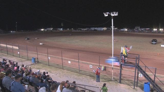 TOMS Heats Lawton Speedway 8/22/15
