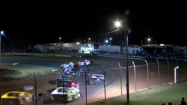 USRA B-Mod A-Main Dallas County Speedway 8/15/19
