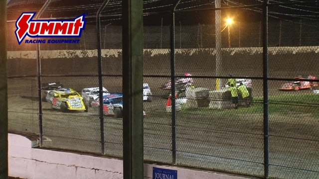 Summer Nationals Mod A-Main Kankakee County Speedway 6/15/17