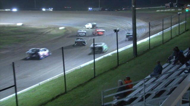 Limited Mod A-Main Southern Oklahoma Speedway 5/5/18