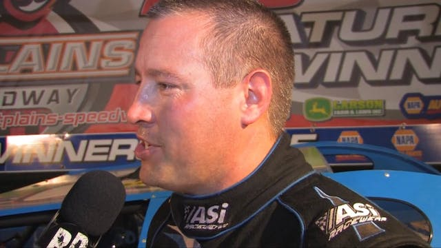 USMTS Post Race Interviews West Plain...