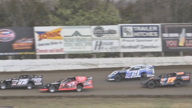 NASCAR Modified A-Main Humboldt Speed...