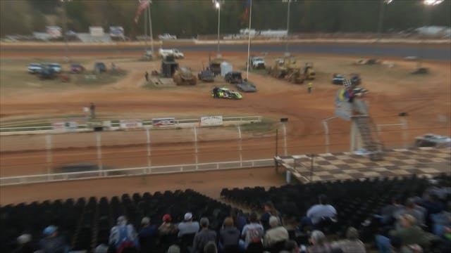 USRA Modified Heats at Lone Star Spee...