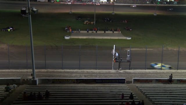 B-Mod A-Main Salina Highbanks 8/19/17