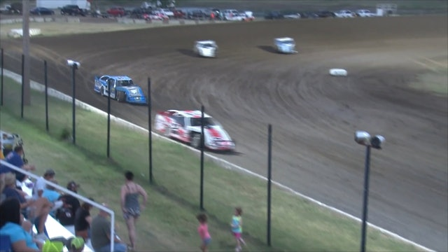 TOMS Heats at Southern Oklahoma Speedway 8-4-18