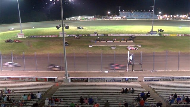 B-Mod A-Main Salina Highbanks Speedway 6/29/19