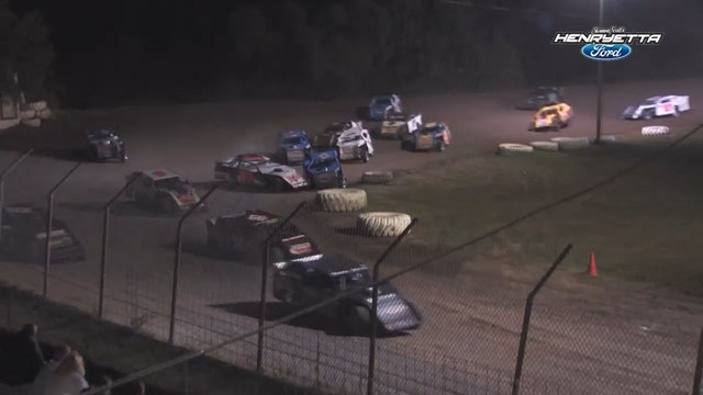 USRA Modified A-Main Central Missouri Speedway 09/13/14