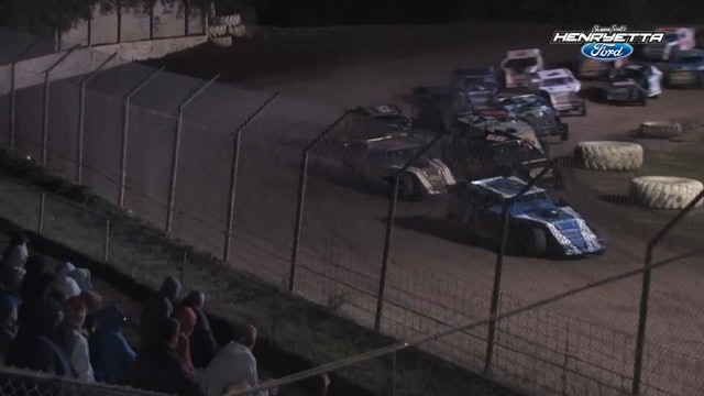 USRA Modified Make Up A-Main Central Missouri Speedway 09/13/14