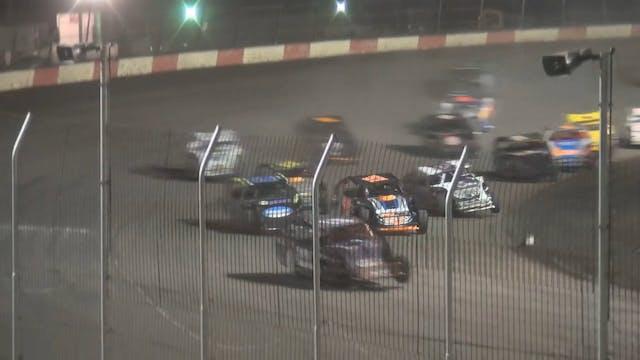 USRA B-Mods Lakeside Speedway 8/12/16