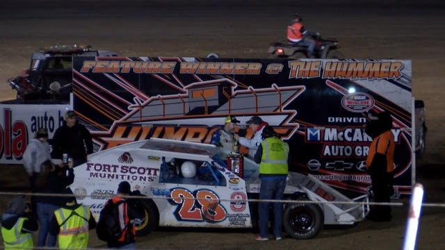 King of America B-Mod A-Main 3/16/18