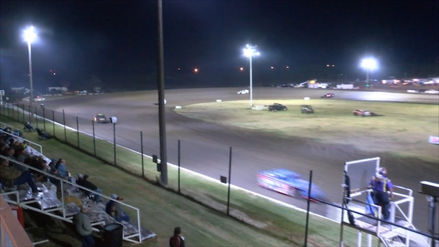 Limited Mod A-Main Southern Oklahoma Speedway 10/19/19
