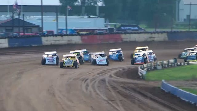 DIRTcar Summer Nationals Modified Ter...