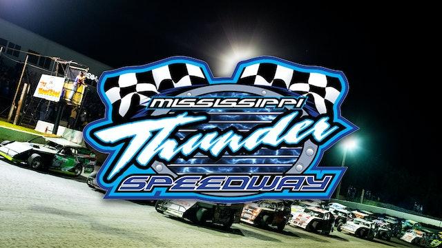 LIVE Mississippi Thunder Speedway 4/23/21
