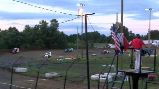 Tom Wilson Modified Heat Session 1 Central Missouri Speedway 7/6/19