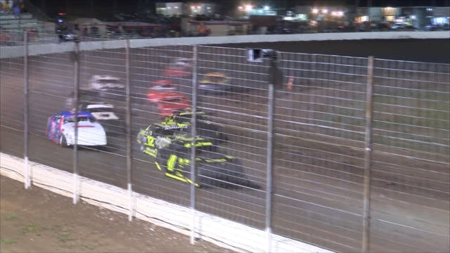 USRA Stock Car A Main West Texas Race...