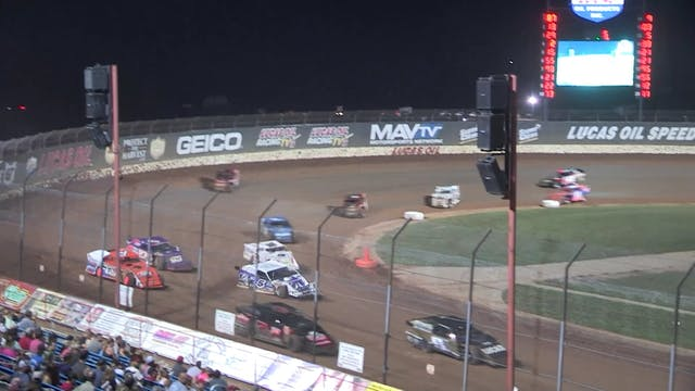 USRA Mdofied A-Main Lucas Oil Speedwa...