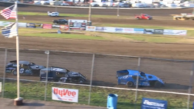 USRA B-Mod Nationals B-Main Mississippi Thunder Speedway 9/9/17