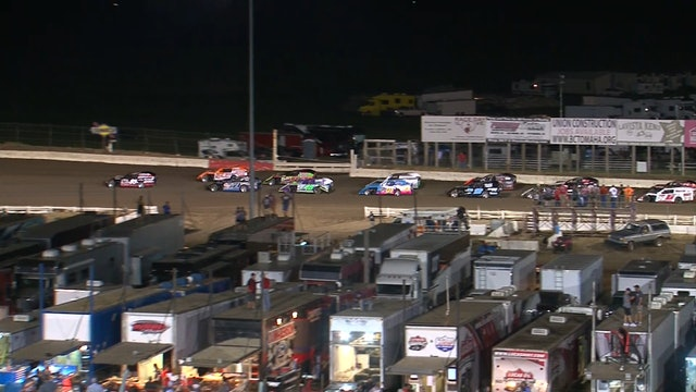 USMTS A-Main Silver Dollar Nationals I-80 7/19/18