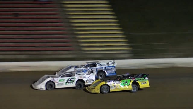 Wissota 100 Late Model A-Main I-94 Sp...