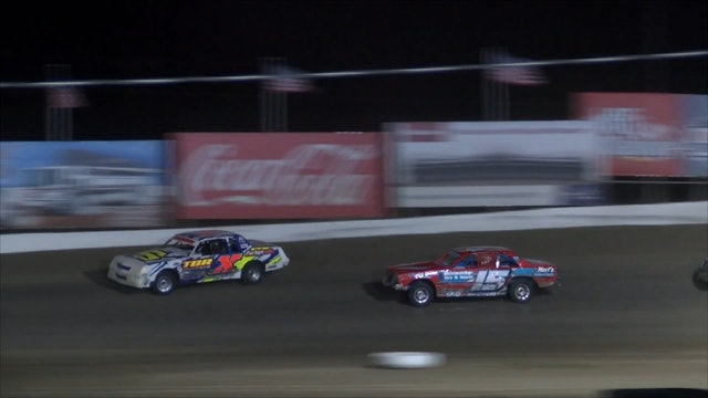 Usra Hobby Stock A Main I-35 Speedway 10-20-18