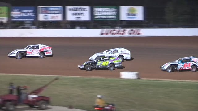 USRA B-Modified A-Main Lucas Oil Spee...