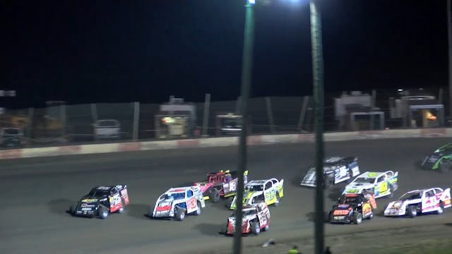 USRA Nationals Modified A-Main 10/15/16