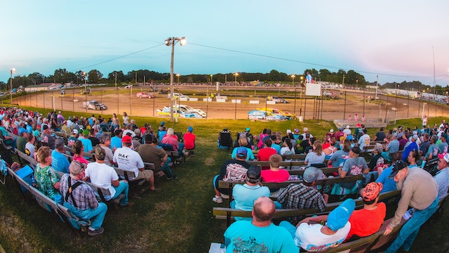LIVE USMTS Live Bullring Bash - Dallas County Speedway 8/20/20