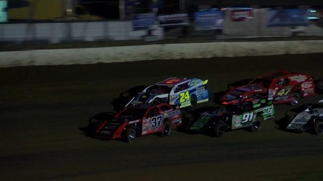 Wissota 100 Modified Heats I-94 Speedway 9/14/18