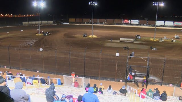 USRA Limited Mod A-Main at Monarch Mo...
