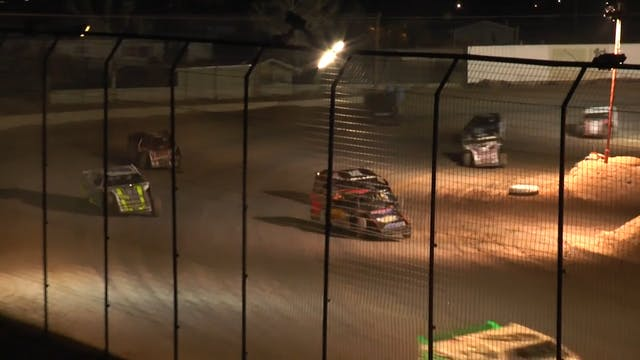 USMTS A-Main El Paso Speedway 02/27/15