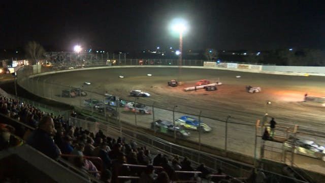 USMTS A-Main Kennedale Speedway Park ...