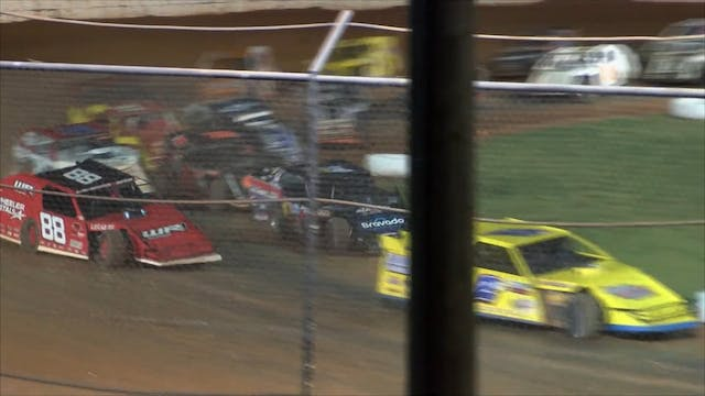 USRA Modified A-Main at Red Dirt Race...
