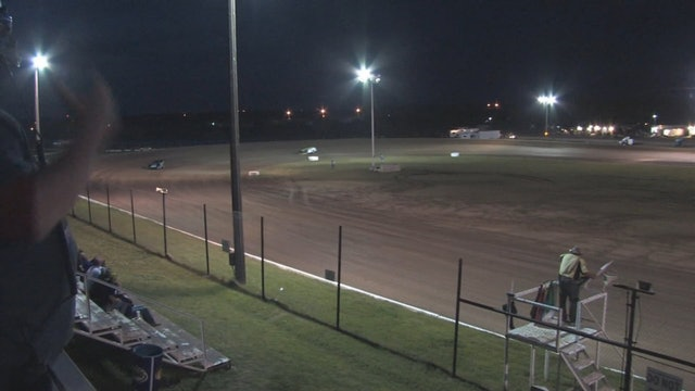Sooner Late Models Heats Southern Oklahoma Speedway 4/16/16