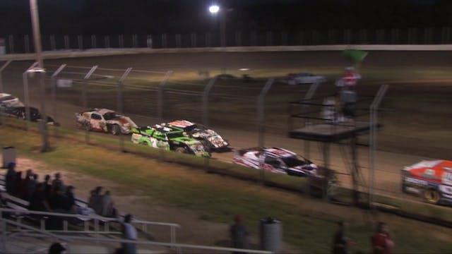 USMTS Humboldt Speedway Heats 8/8/14