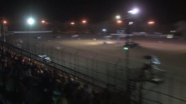 USMTS Shady Oaks Speedway Heats 2/13/16