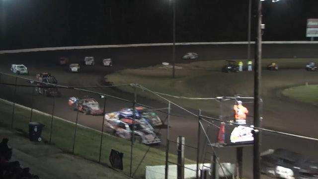 USRA B-Mod Nationals B Mains Mississippi Thunder Speedway 9/10/15