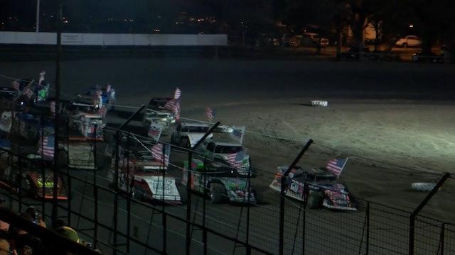 USMTS A-Main Shady Oaks Speedway 2/18/17